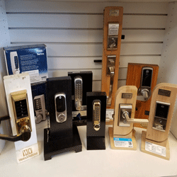 Keyless Electronic Locks
