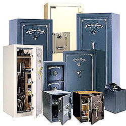 Fire proof, Burglary safes